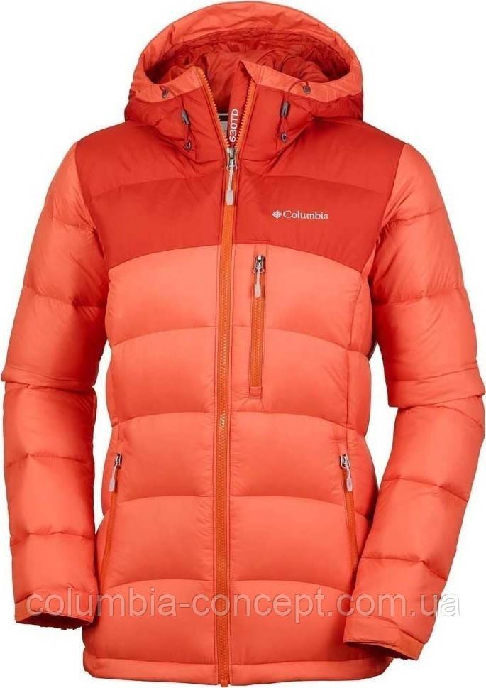 Куртка пуховая женская Columbia SYLVAN LAKE 630 TURBODOWN