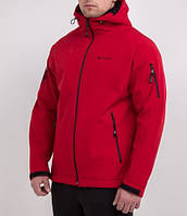 Мужские куртки Columbia (Коламбия) красная