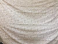 Простынь  махровая  (хлопок\лен)  208*200  Весеннее