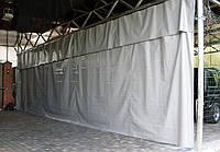 Занавес из пвх для складов и гаражей. Тентовые стены, фото 1