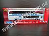 Игрушка автобус металлический 52190