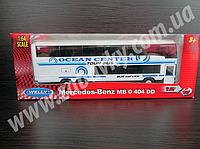 Игрушка автобус металлический 52190, фото 1
