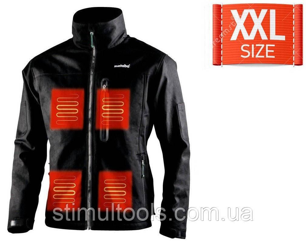 Куртка с подогревом Metabo HJA 14.4-18 (размер XXL)
