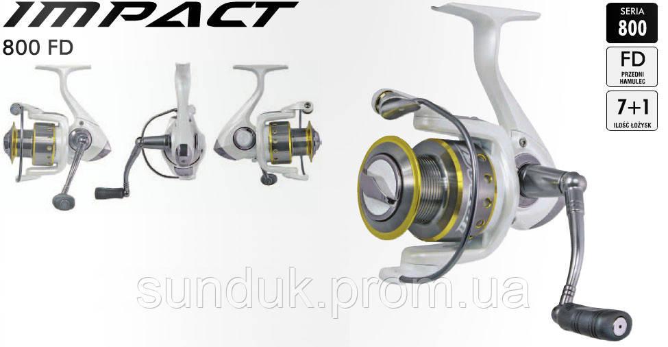 Рыболовная катушка Konger Impact 840 FD
