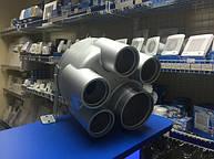 Многозональный вентилятор Вентс ВК ВМС 125