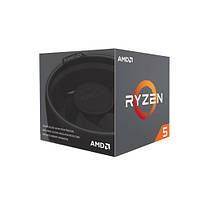 Процессор AMD Ryzen 5 1400 (YD1400BBAEBOX) (AM4/3.2GHz/8M/65W)
