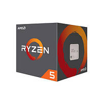 Процессор AMD Ryzen 5 1600 (YD1600BBAEBOX) (AM4/3.2GHz/16M/65W)