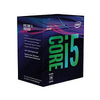 Процессор Intel Core i5-8400 (s1151/2,8GHz/9M/65W)