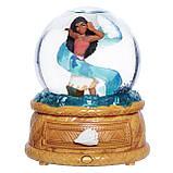 Музыкальная шкатулка-шар  с Моаной  Дисней , фото 3