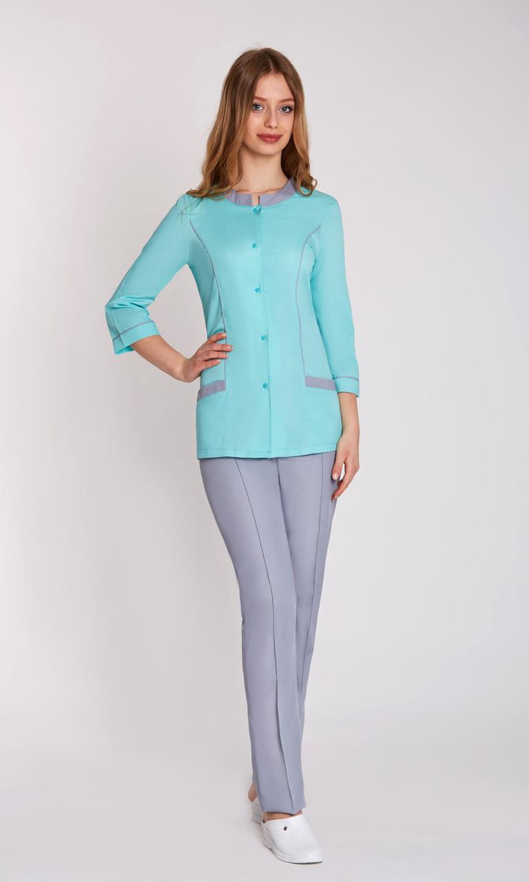 Жіночий медичний костюм Лаура - Інтернет-магазин медичного одягу