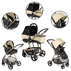 Детская универсальная коляска 3 в 1 Be Cool Slide-3 Cocoon Zero
