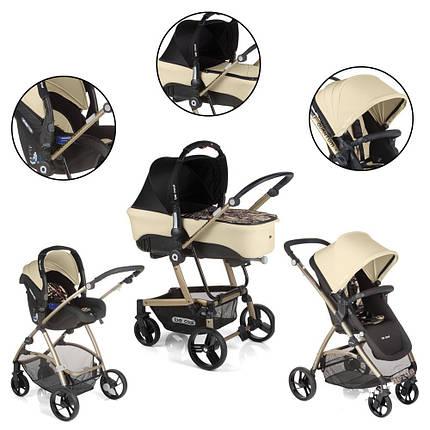 Детская универсальная коляска 3 в 1 Be Cool Slide-3 Cocoon Zero, фото 2