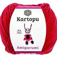 Kartopu Amigurumi - K150 красный
