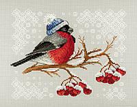 Набор для вышивания М.П. Студия НВ-642 Краски зимы