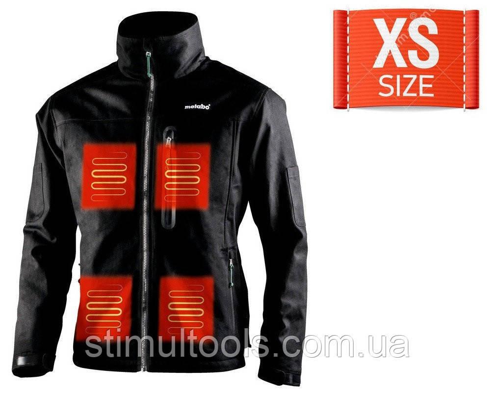 Куртка с подогревом Metabo HJA 14.4-18 (размер XS)