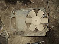 Б/у вентилятор осн радиатора для Volkswagen Passat B2