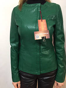 Женская куртка кож зам