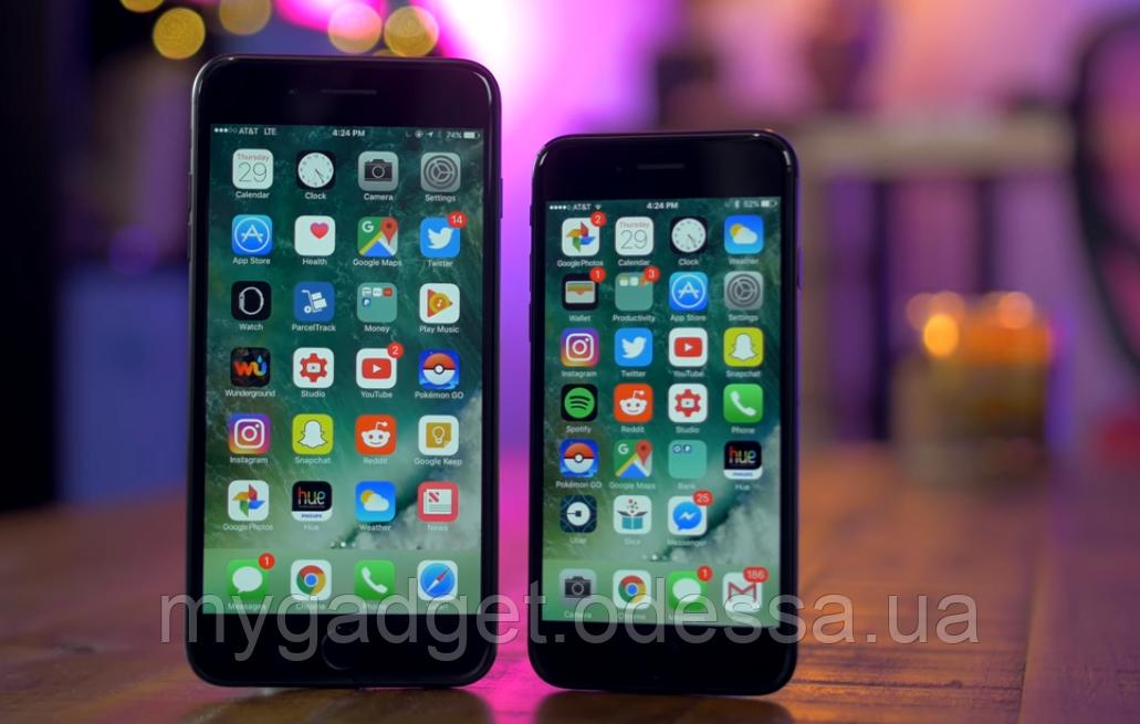 Реплика iPhone 7 Plus 8 ЯДЕР 128GB КОРЕЯ + Подарок!