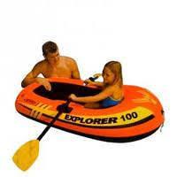 Детские надувные лодки