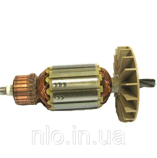 Якорь перфоратора бочкового типа Wintech 1050 ( 159х47 5-з /право)