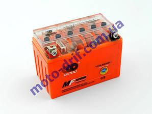 Аккумулятор 12в 9а оранжевый