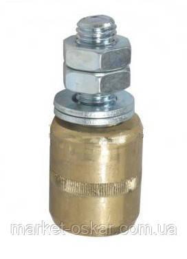 Ролик латунний діаметр 32 мм IBFM