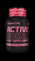 Витамины для женщин BioTech Active Woman (60 tabs)