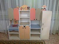 Детская игровая кухня Арина 1500*450*1300h