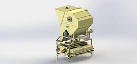 Решетный сепаратор НИВА-100, фото 3