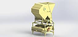 Очиститель зерна НИВА-200, фото 3