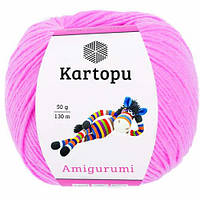 Kartopu Amigurumi - K787 розовый
