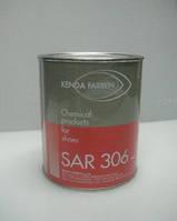 Клей SAR-306 термостойкий (1л) Италия  для проклейки термовинила, биэластика, кожзама
