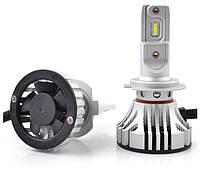 LED лампы 6000 Lm F2 - серия  Н7