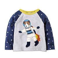 Кофта для мальчика Dog Cosmonaut Jumping Meters