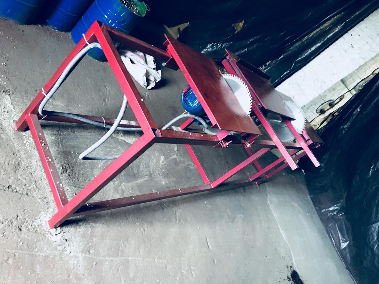 Торцювання для палетної заготовки ПТП-120