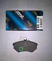 Тормозные колодки передние Chery Amulet до 2006г