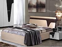 Кровать двуспальная Арья  (Мастер Форм) 1650х2130х1040мм