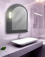 Зеркало для ванной комнаты 550х750 мм Ф21