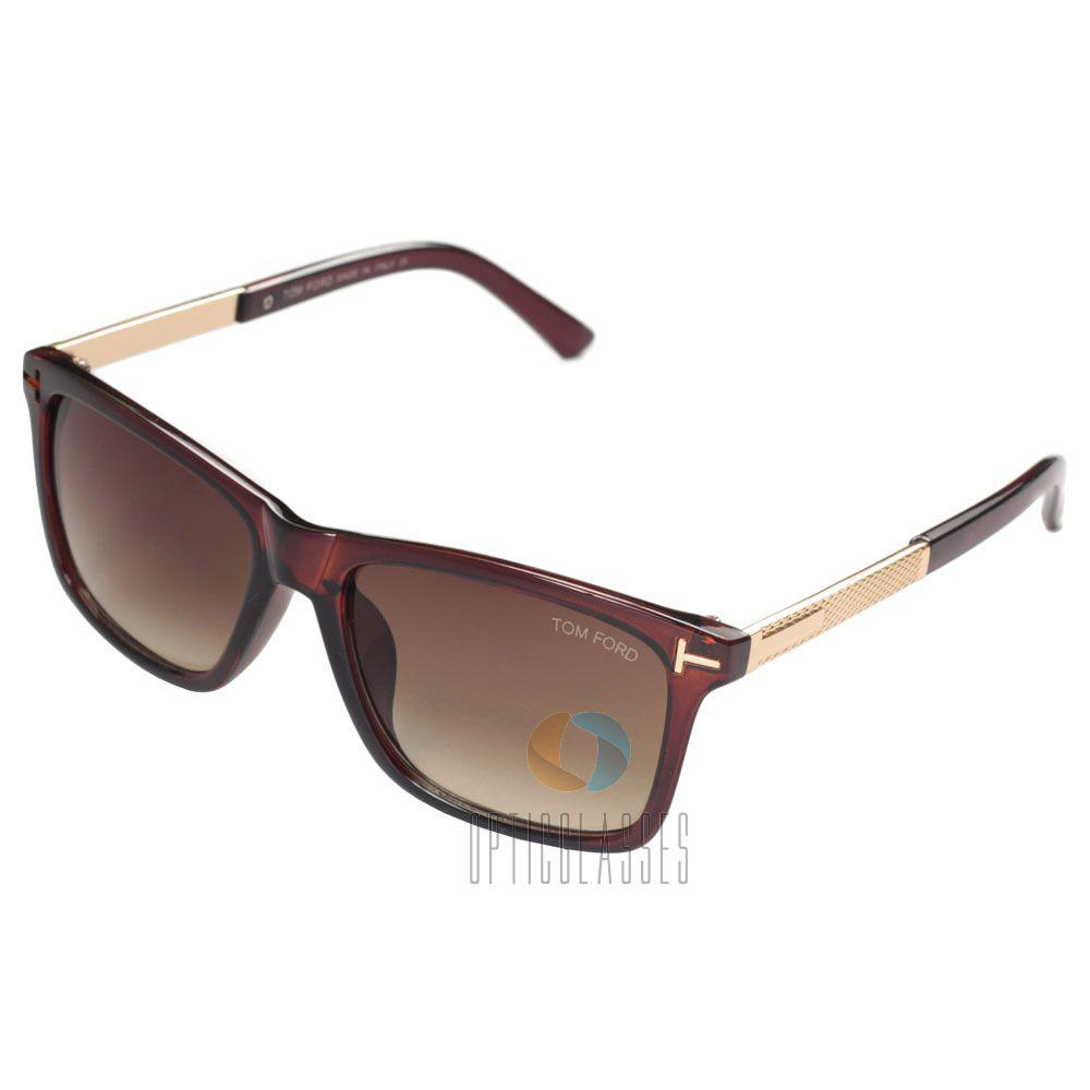 Мужские очки Tom Ford 1523 brown