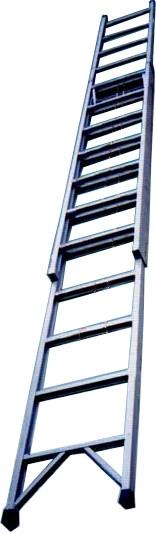 Лестница раздвижная 9м
