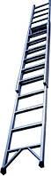 Лестница раздвижная 4м