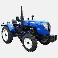 Трактор DW 244AHT (3 цил., ГУР, КПП (4+1)х2, пер./зад. груз, колеса 6,50х16/9,50х24, розетка)