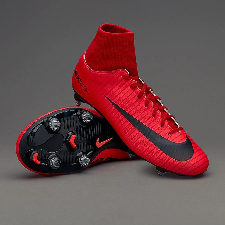 Бутсы Nike Mercurial Victory VI DF SG 903610-616 (Оригинал) Акция