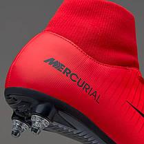 Бутсы Nike Mercurial Victory VI DF SG 903610-616 (Оригинал) Акция, фото 3