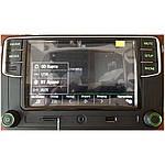 Штатная Автомагнитола RCD330+ SKODA MIB-G PQ Desay Navi оригинал с навигацией через GPS, фото 4