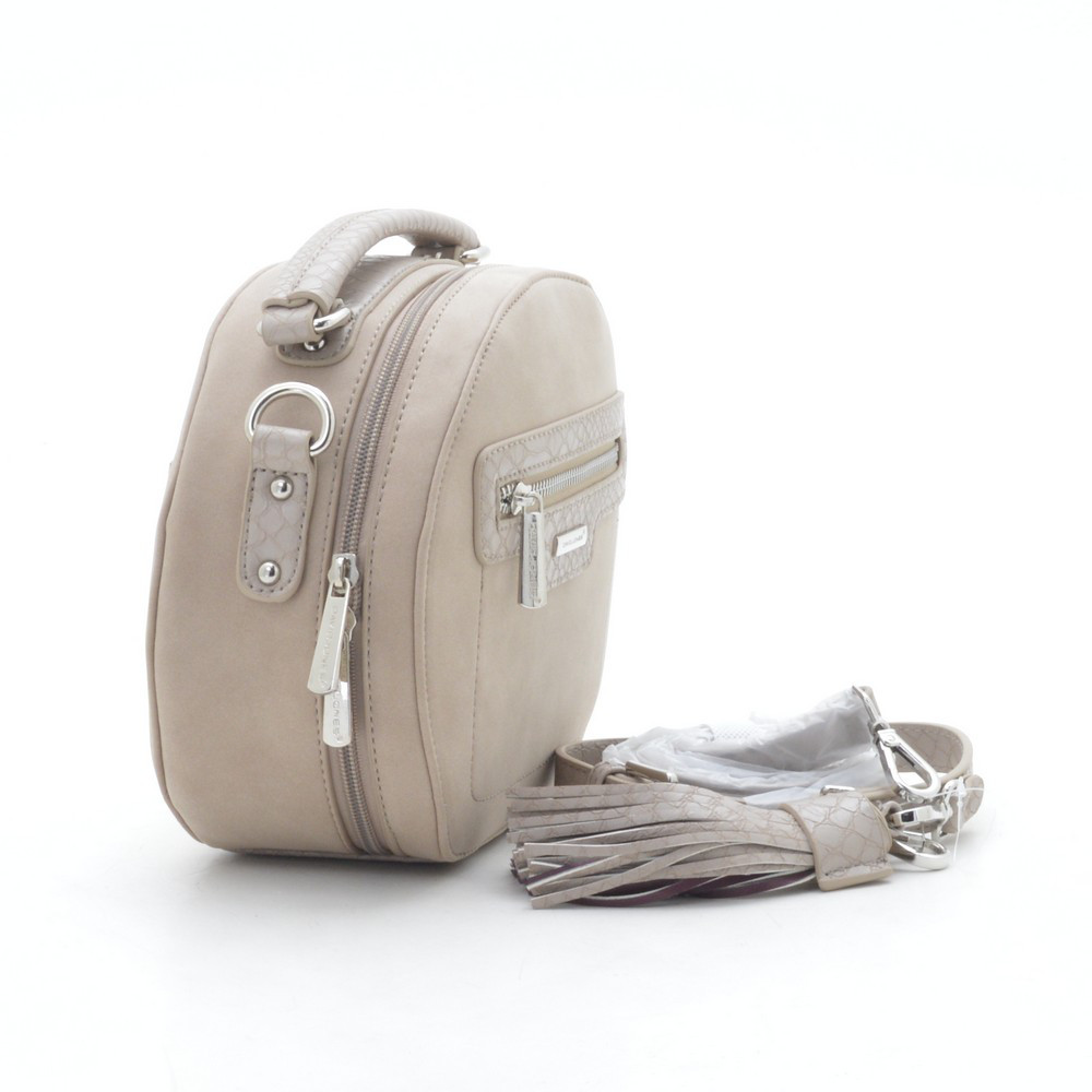 ba3fea3f42ce Круглая женская сумка D. Jones 5714-2 - LOST BAG - сумки, чемоданы