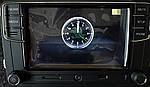 Штатная Автомагнитола SKODA RAPID MQB после 2016 г. оригинал bluetooth USB навигация GPS, фото 3