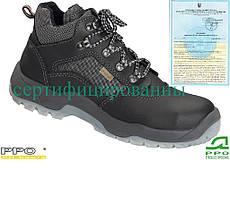 Рабочая мужская обувь Польша (спецобувь) BPPOT72 BS