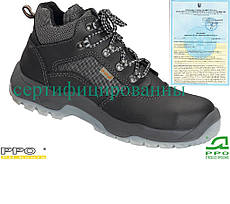Робоча чоловіче взуття Польща (спецвзуття) BPPOT72 BS
