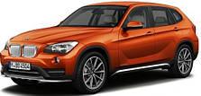 Пороги на BMW X1 E84 (2008-2014)